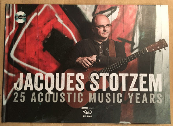 Jacques Stotzem - 25 Acoustic Music Years