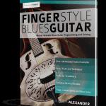 Fingerstyle Blues Guitar (image de l'éditeur)