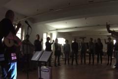 Sing-a-Long : échauffement